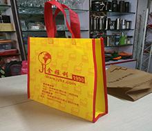 超市购物袋折叠便携无纺布手提袋斜挎帆布袋