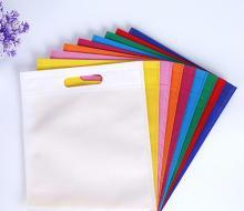 大容量折叠便携无纺布手提购物袋帆布袋