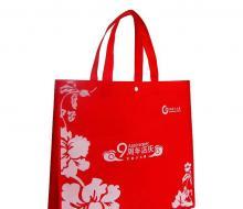 昆明无纺布袋子定做大理手提环保袋购物袋定制印logo文字