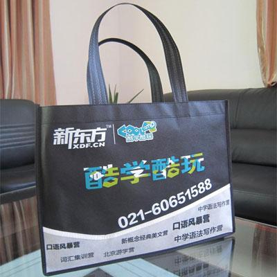 为什么无纺布环保袋订做数量少价格就更高